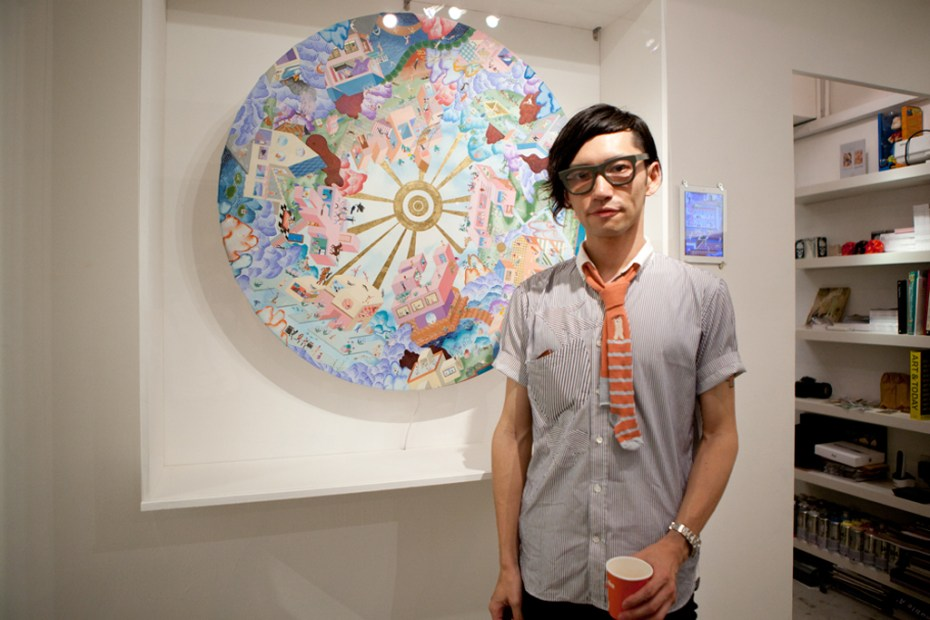 "Image of Tat Ito ""Shinagawa Shinju"" Exhibition @ Above Second"