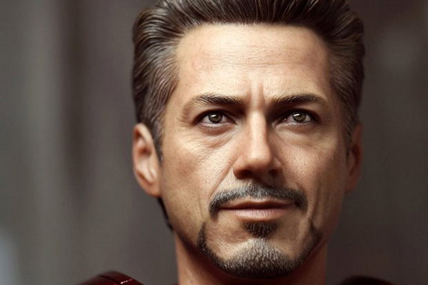 Image of Hot Toys 'The Avengers' Iron Man Mark VII Limited Edition Figure