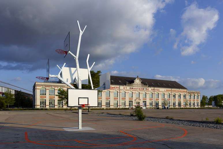 Image of The Basket Tree in France by A/LTA Architects