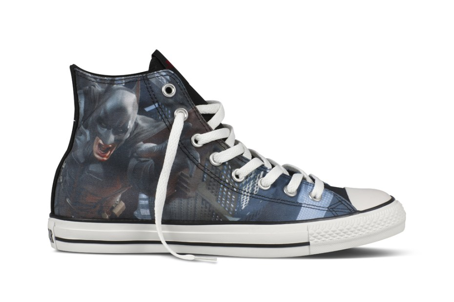 Image of The Dark Knight Rises x Converse Chuck Taylor All Star