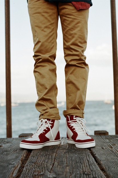 Image of The Hundreds 2012 Fall Footwear Lookbook