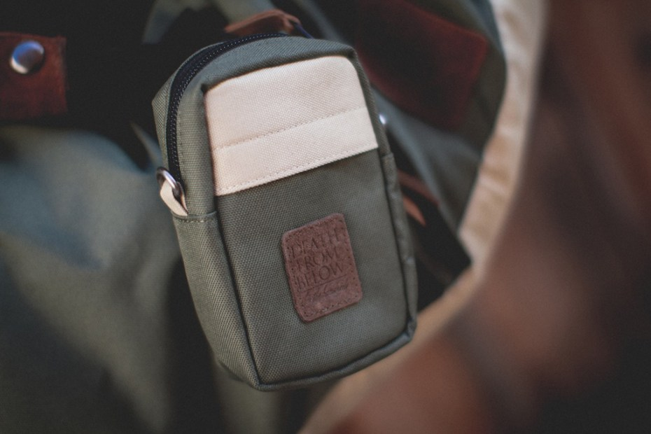 "Image of The Hundreds 2012 Fall ""Two-Tone"" Bag Collection"