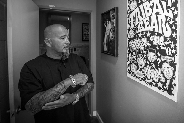 Image of The Hundreds: Bobby Ruiz and Tribal Streetwear