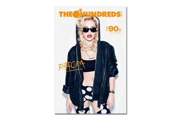 Image of The Hundreds Magazine Vol. 4 Issue 1 featuring Rita Ora