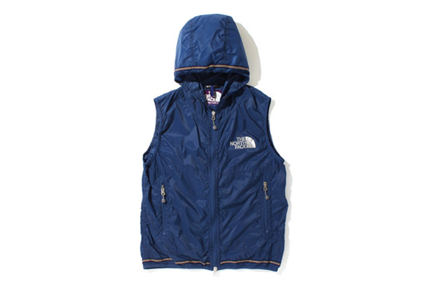 Image of THE NORTH FACE PURPLE LABEL 2012 Fall/Winter Mountain Wind Collection 
