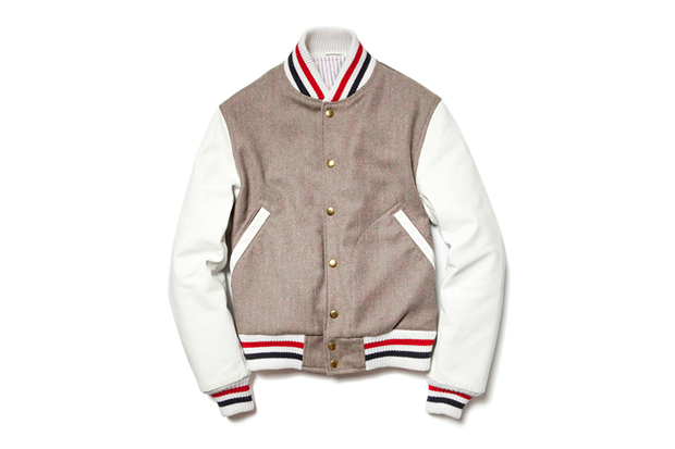 Image of Thom Browne 2012 Fall/Winter Varsity Jacket