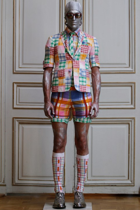 Image of Thom Browne 2013 Spring/Summer Collection