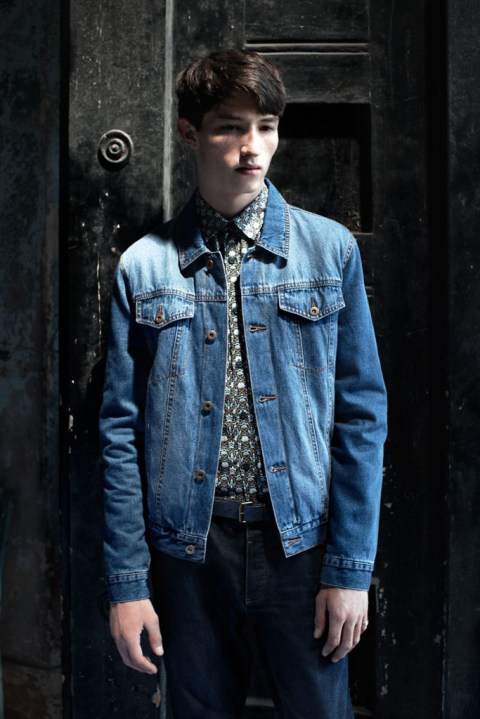 "Image of Topman Unveils ""Denim Room"" Virtual Shopping Experience"