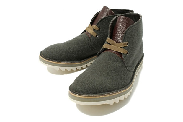 Image of UNDERCOVER 2012 Fall/Winter J6F04-2 Chukka Boot