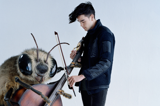 "Image of UNDERCOVER for Uniqlo 2012 Fall/Winter ""UU"" Final Collection Campaign"