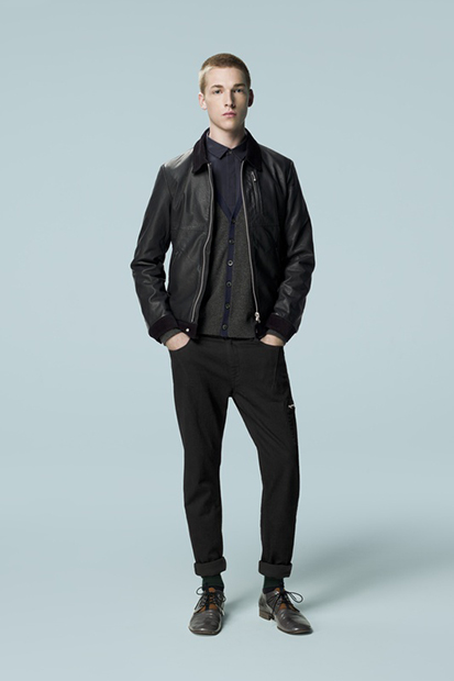Image of UNDERCOVER for Uniqlo 2012 Fall/Winter Lookbook Preview