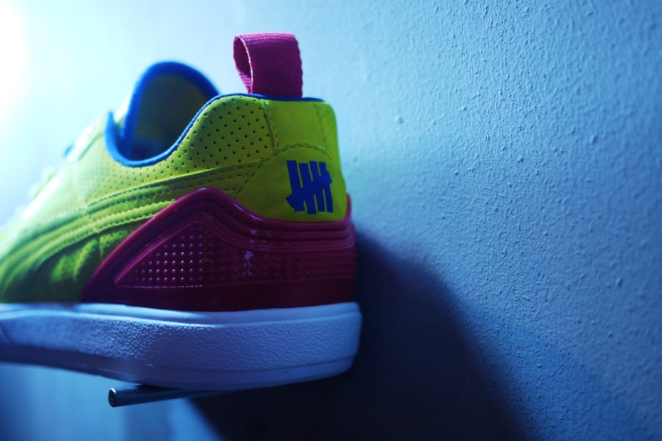 Image of Bread & Butter: UNDFTD x PUMA 2013 Spring/Summer Neoprene Clyde Preview