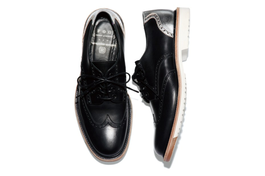 Image of uniform experiment x Forest of Gingko 2012 Fall/Winter Wing Tip Shoe