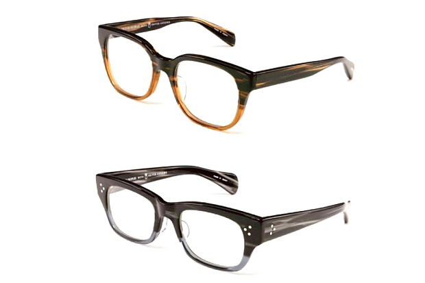 Image of UNITED ARROWS x Oliver Peoples 2012 Fall Collection