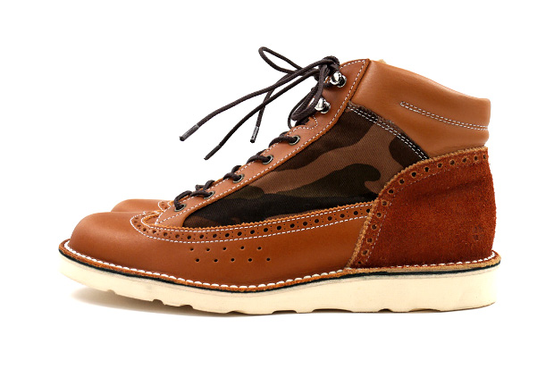 Image of UNTOLD x CAUSE 2012 Fall/Winter Medallion Work Boots