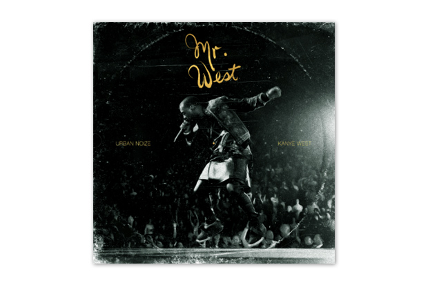 Image of Urban Noize & Kanye West – Mr. West (EP)