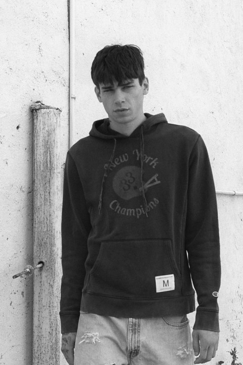 Image of Urban Outfitters x Champion 2012 Collection
