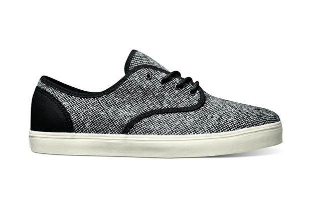 Image of Vans California 2012 Fall Madero CA 'Tweed Blend' Sneakers