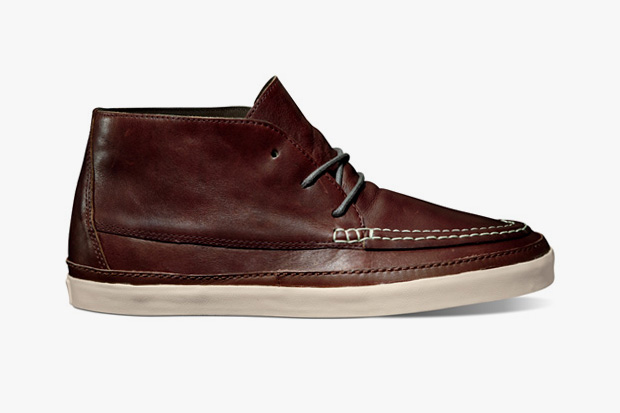 Image of Vans California 2012 Fall/Winter Leather Mesa Moc