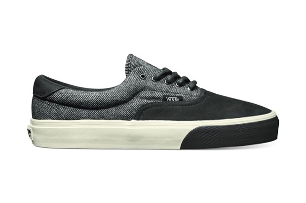 Image of Vans California 2012 Fall Era 59 'Nubuck & Wool' Pack