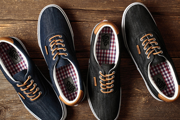 Image of Vans Era Denim Pack