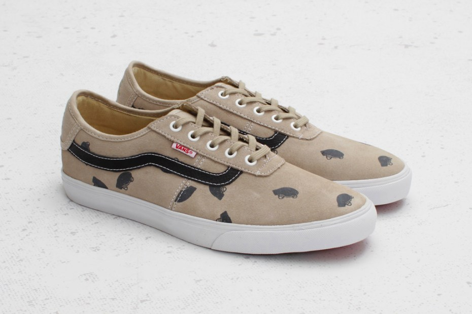 Image of Vans Rowley SPV Taupe Print