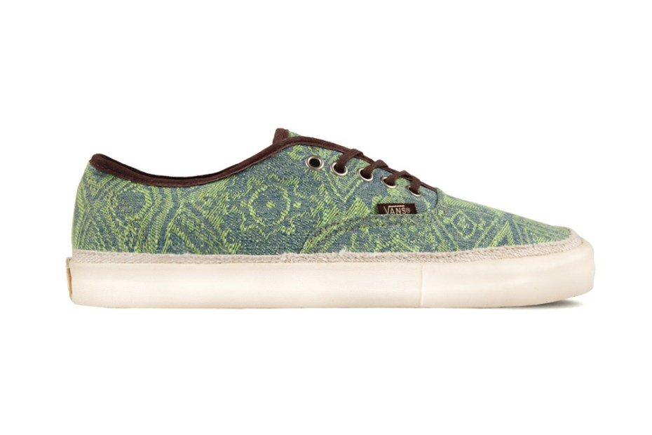 Image of Vans Vault 2012 Authentic LX Tiki
