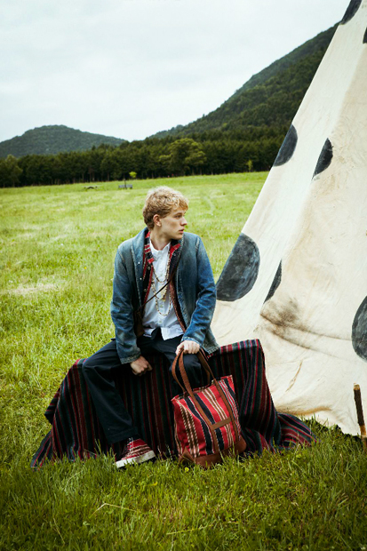 Image of visvim 2012 Fall/WInter Lookbook Preview