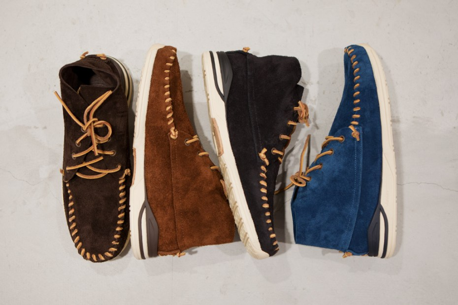 Image of visvim 2012 Fall/Winter YUCCA MOC MID-FOLK