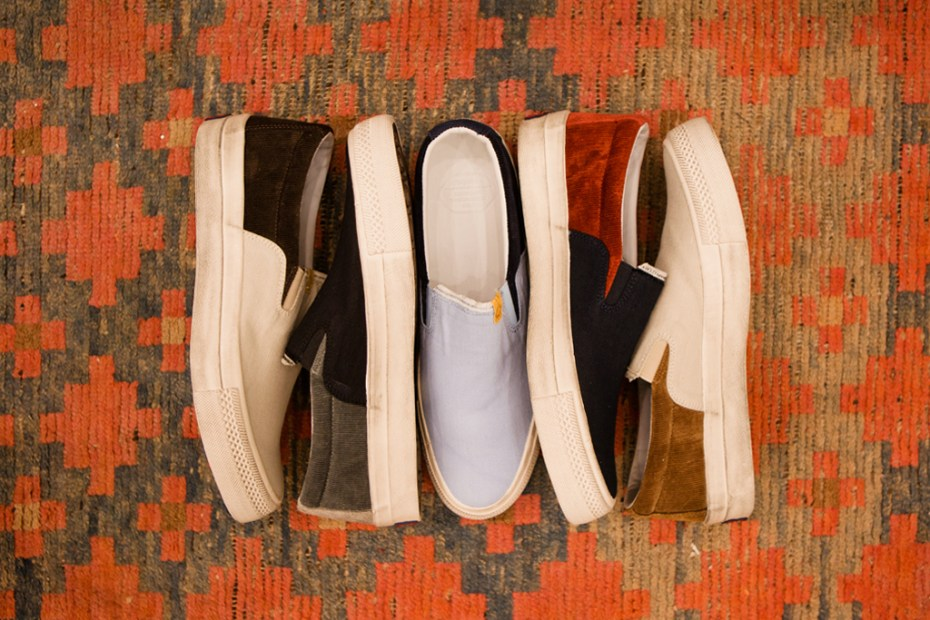 Image of visvim 2012 Summer 2-TONE SKAGWAY LO *F.I.L. SINGAPORE EXCLUSIVE