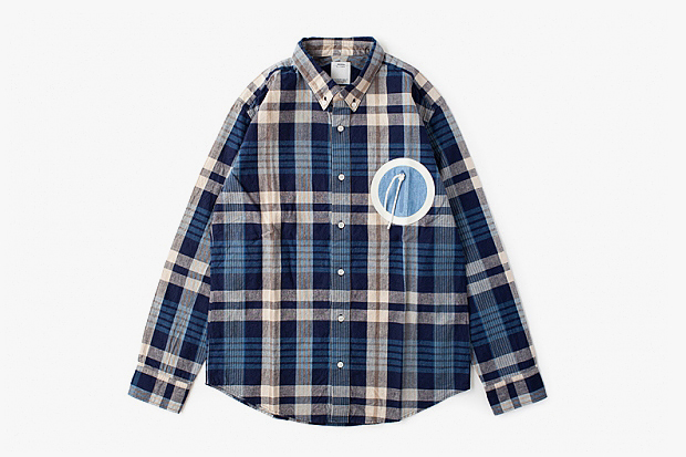 Image of visvim JUNEAU WELD L/S (COTTON/LINEN) *F.I.L. EXCLUSIVE