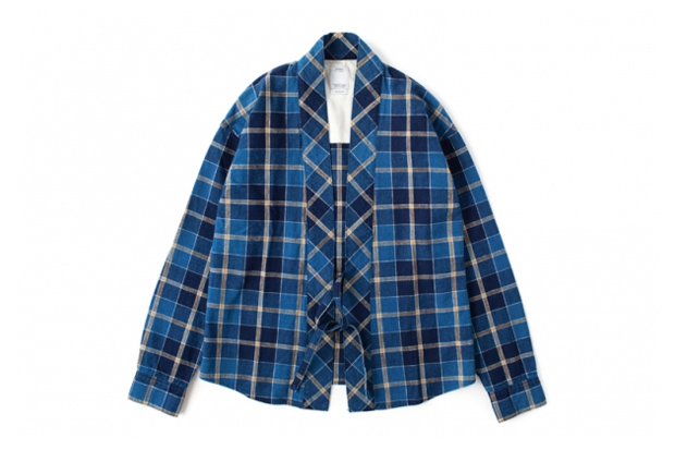 Image of visvim LHAMO SHIRT CHECK