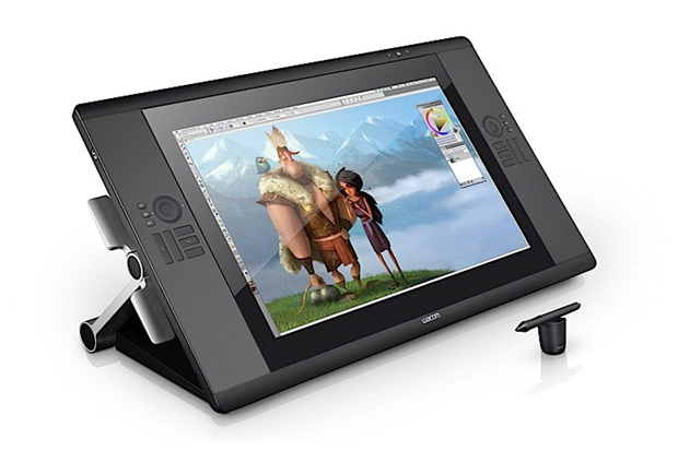 Image of Wacom Cintiq 24HD Tablet