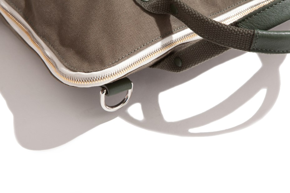 Image of WANT Les Essentiels de la Vie 2012 Fall/Winter Heathrow Commuter Bag