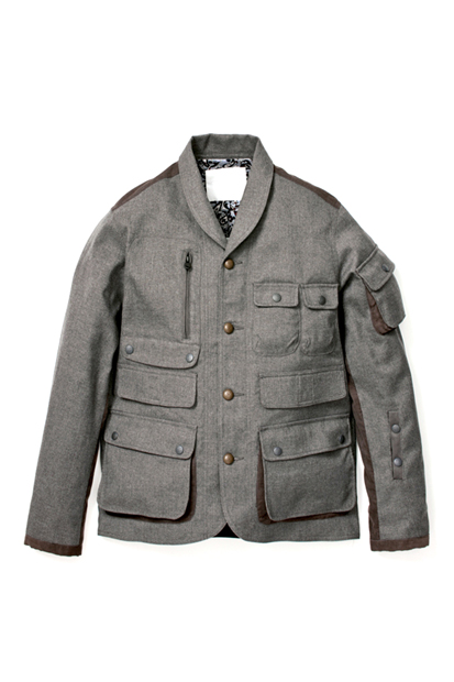 Image of White Mountaineering 2012 Fall/Winter Collection