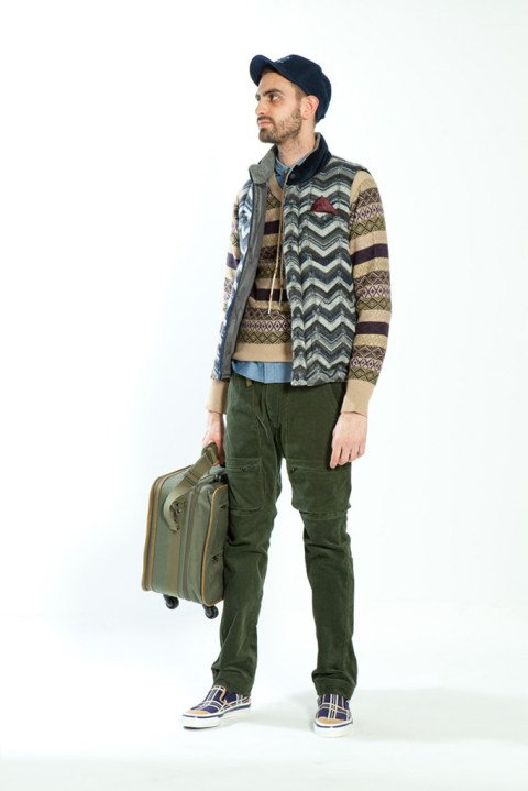 Image of White Mountaineering 2012 Fall/Winter Lookbook