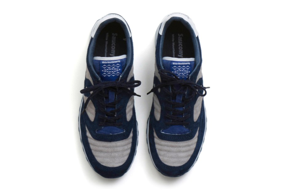 Image of White Mountaineering x Saucony Jazz Original