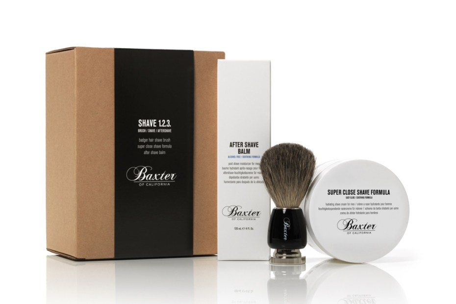 Image of Winner Announcement! Win Three Baxter of California Grooming Kits!