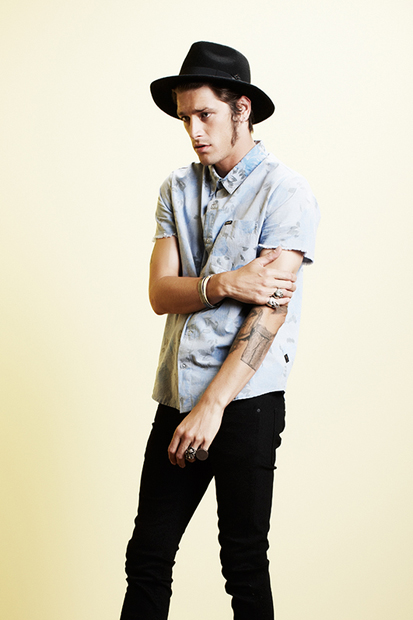 Image of Wrangler Australia 2013 Spring/Summer Lookbook
