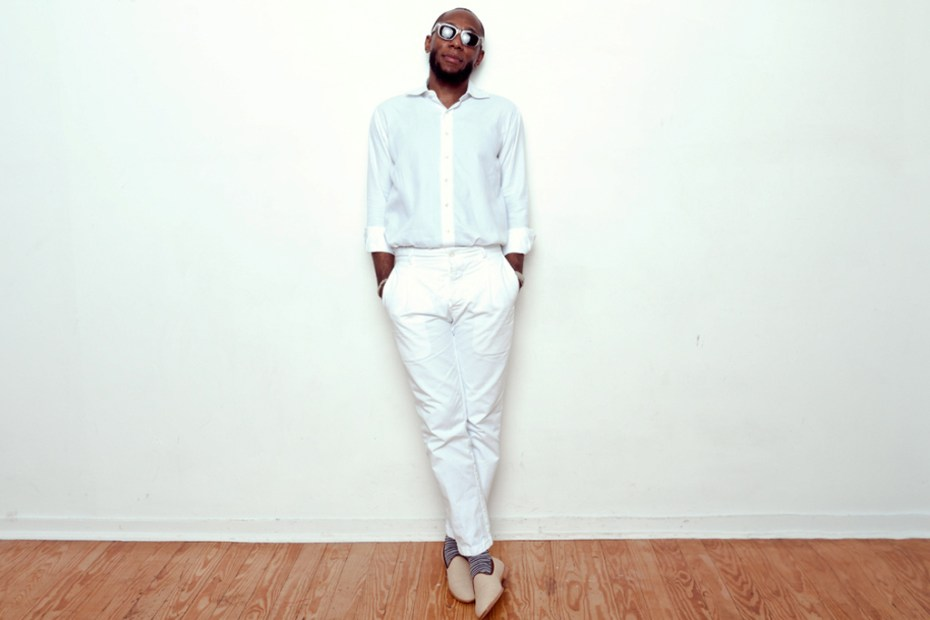 Image of Yasiin Bey for Street Etiquette Del Toro Portofino Slippers