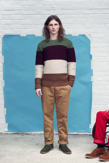 Image of YMC 2012 Fall/Winter Lookbook