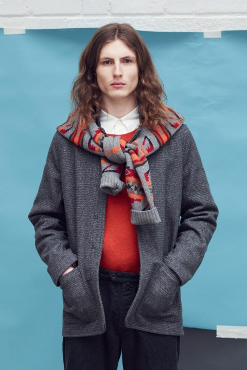 Image of YMC 2012 Fall/Winter Lookbook