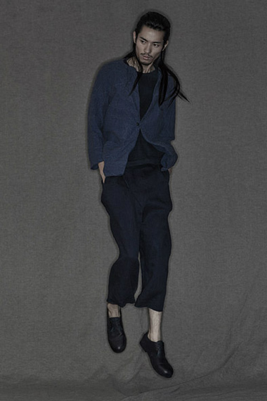 Image of Ziggy Chen 2013 Spring/Summer Collection