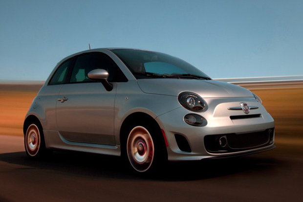 Image of 2013 Fiat 500 Turbo
