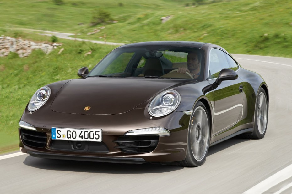 Image of 2013 Porsche 911 Carrera 4S Coupe