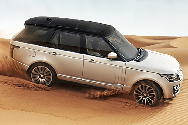 Image of 2013 Range Rover Preview