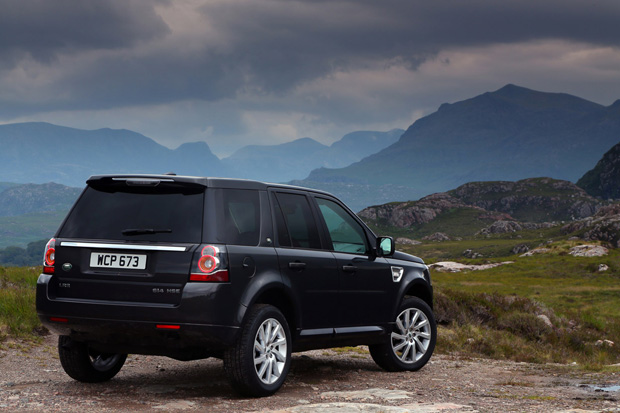 Image of 2013 Land Rover LR2