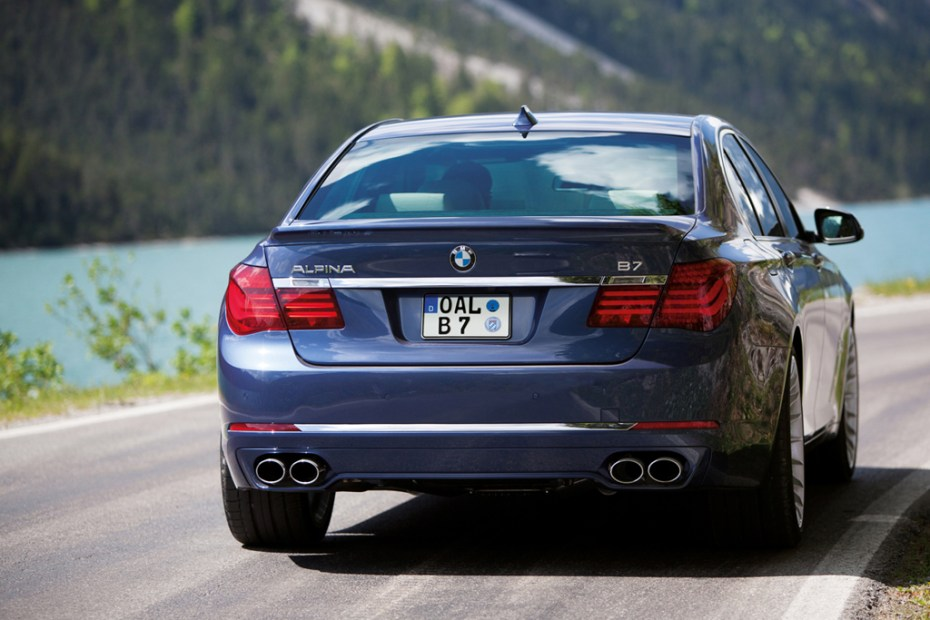 Image of 2013 BMW Alpina B7