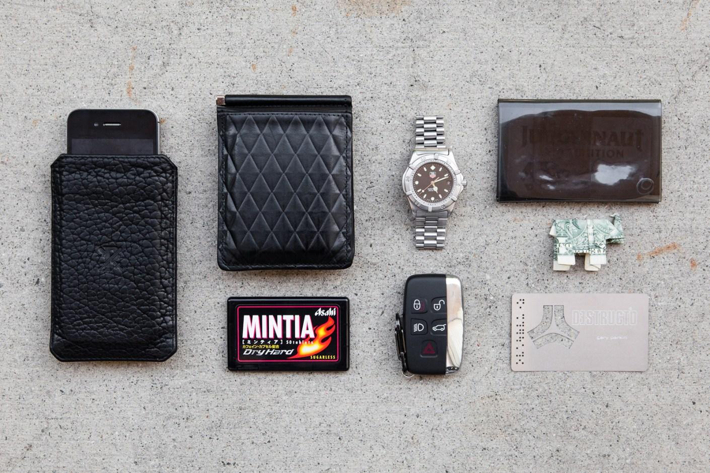 Image of Essentials: D3STRUCTO - Gary Parkin