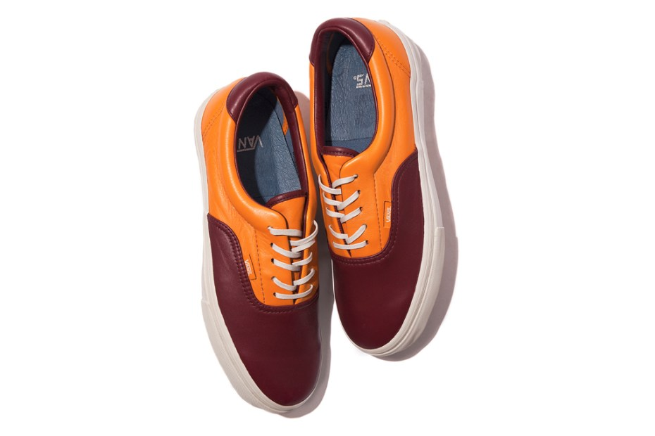 "Image of Vans Vault 2012 Era 59 LX ""Citrus"""